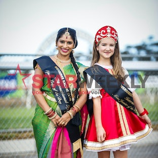 Multicultural Race Day, Werribee Racecourse - Pictures by Luke Hemer