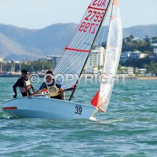 Tasar Nationals Townsville 2015 Invitation Race - Tasar Nationals Townsville 2015 Invitation Race