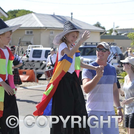 160326 Longreach Easter Parade