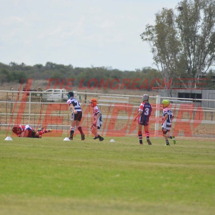 170512 Junior Rugby League Longreach
