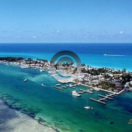 ALICETOWN 249 - Alicetown, Bimini Bahamas 1999