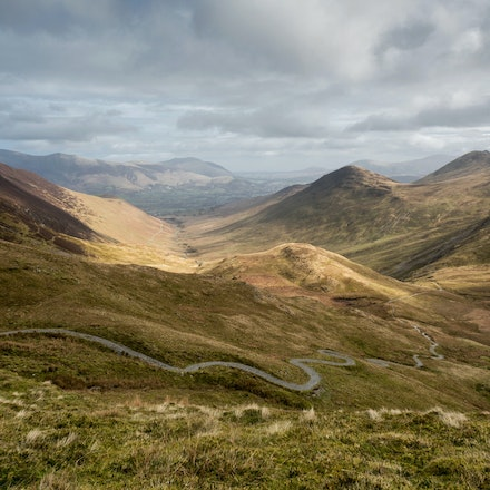 The path of Coledale