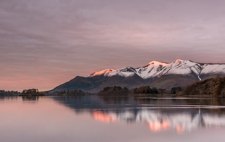 Derwentwater & Borrowdale - The Lake District is a magical place with such a variety of landscapes and iconic images it is hard to pick a favourite picture....