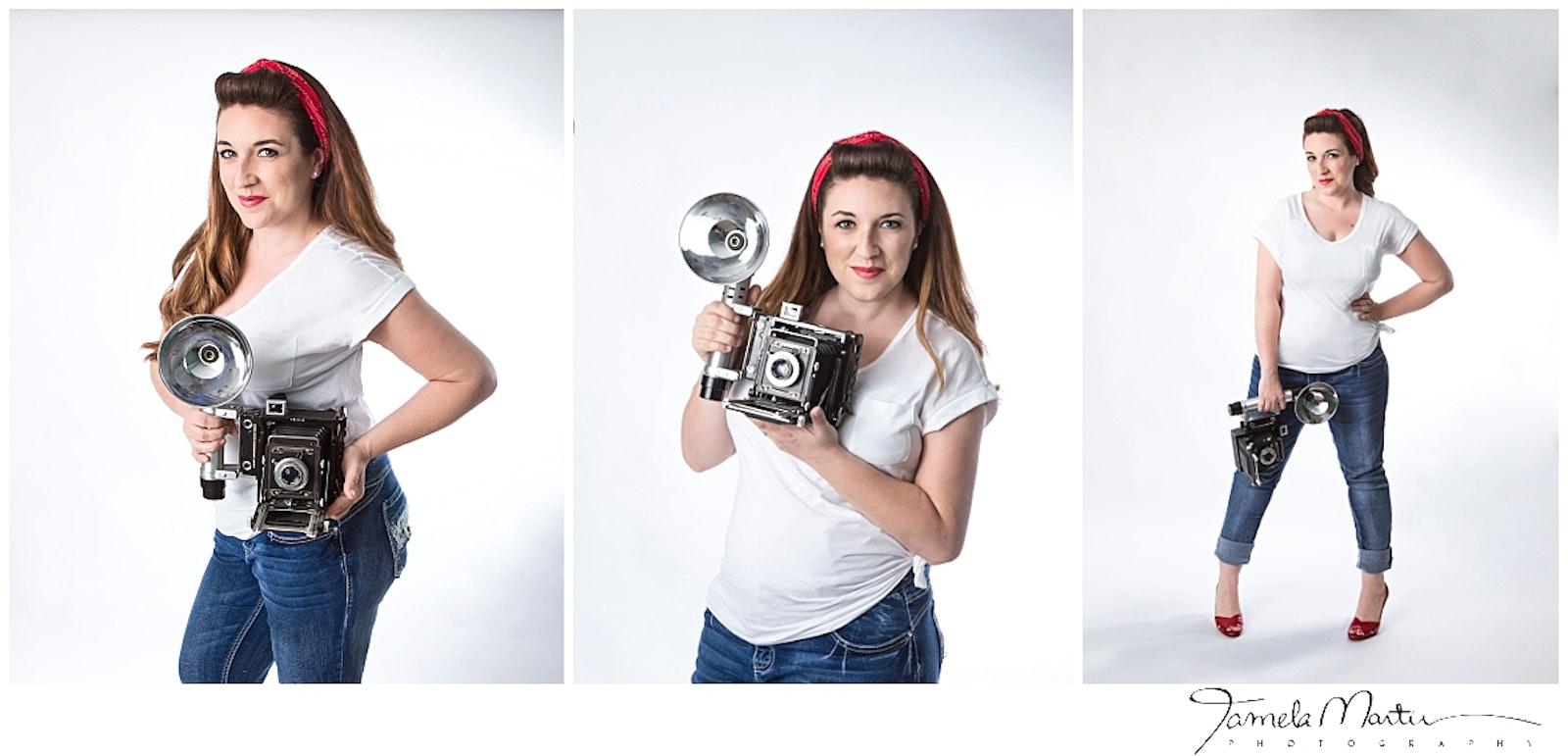 Tamela Martin Photography West Virginia Boudoir Pinup 13