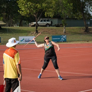 Javelin Women